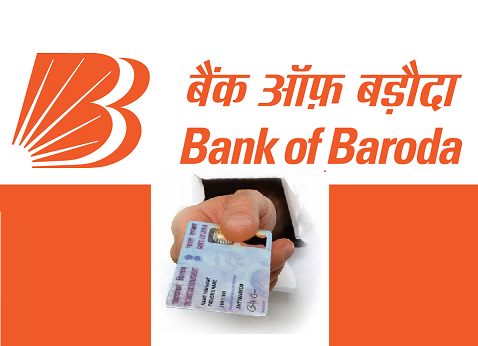 Update PAN Card in Bank of Baroda Account