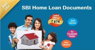 Documents Required for SBI Home Loan