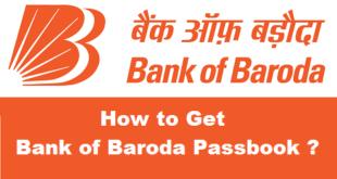 How to Get Bank of Baroda Passbook
