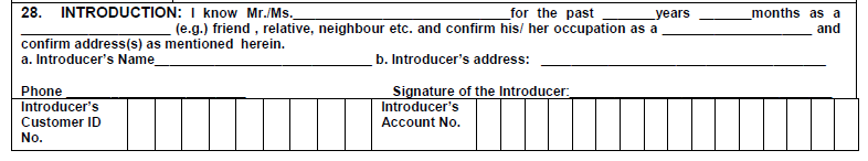 How to fill PNB Account Opening Form ?