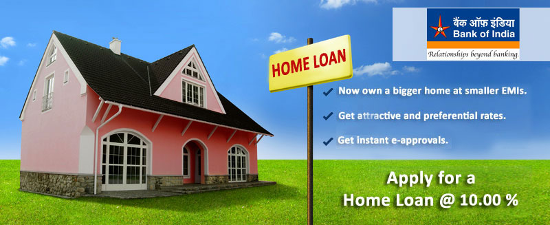Documents Required for Bank of India Home Loan