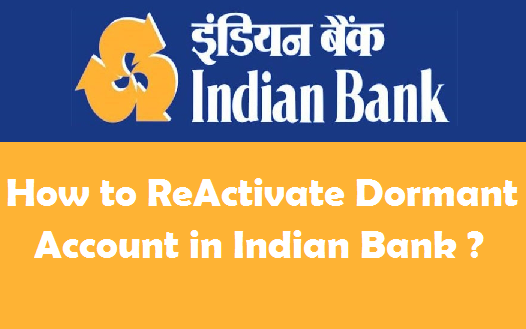 How to re activate dormant account in indian bank thecheapjerseys Image collections