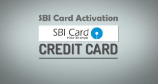 How to Activate new SBI Credit Card Online