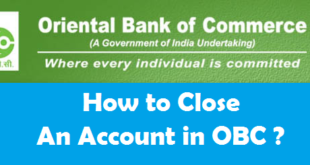 How to Close an Account in OBC