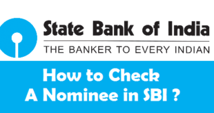 How to Check Nominee in SBI