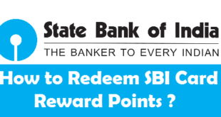 How to Redeem SBI Credit Card Reward Points