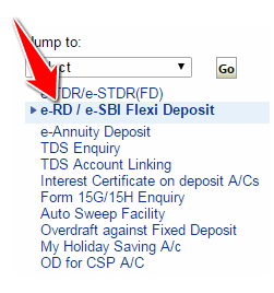 how to break fixed deposit in sbi online