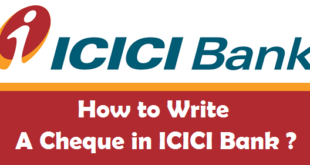 How to Request Cheque Book in ICICI Bank