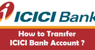 How to Transfer ICICI Bank Account