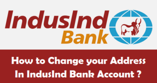 How to Change your Address in IndusInd Bank Account