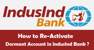 How to Reactivate Dormant Account in IndusInd Bank