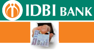 How to Update PAN Card in IDBI Bank Account