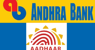 How to Link Aadhaar Card with Andhra Bank Account