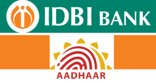 How to Link Aadhaar Card with IDBI Bank Account