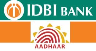 How to Link Aadhaar Card with IDBI Bank Account
