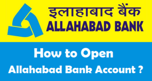 How to Open a Bank Account in Allahabad Bank
