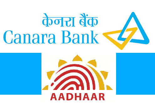 How to link Aadhaar Card with Canara Bank Account