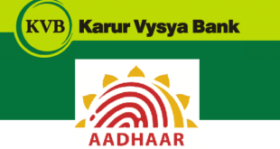 How to Link Aadhaar Card with Karur Vysya Bank