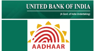 How to Link Aadhaar Card with United Bank of India Account