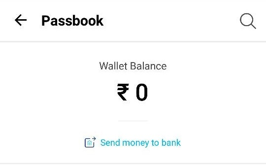 Check Paytm Wallet Balance