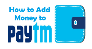 How to Add Money to Paytm Wallet