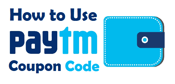 How to Use Paytm Coupon Code