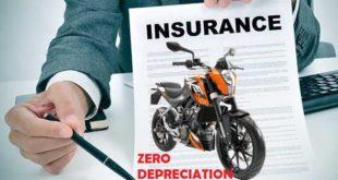 What is Zero Depreciation in Two Wheeler Insurance