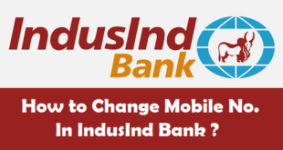How to Change Registered Mobile Number in IndusInd Bank