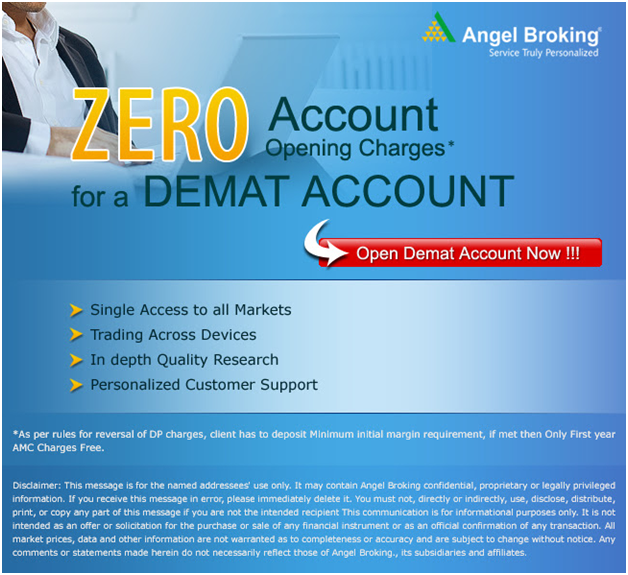 Why Is Demat Account by Angel Broking the right option for you